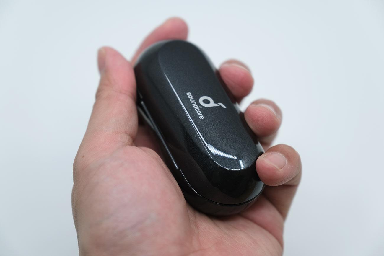Soundcore Liberty Neo 充電ケースのサイズ