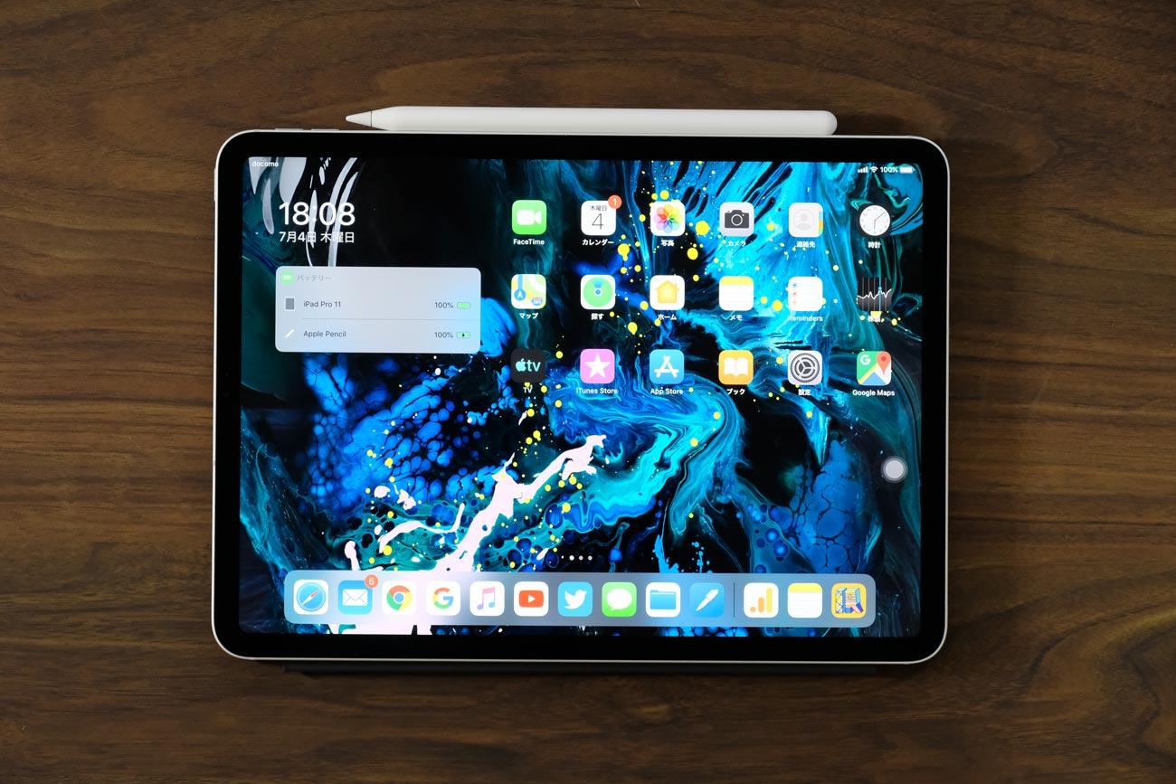 iPad Pro 11インチ