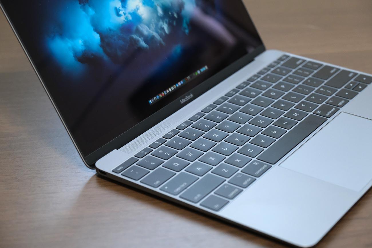 MacBook スタイルの良さ