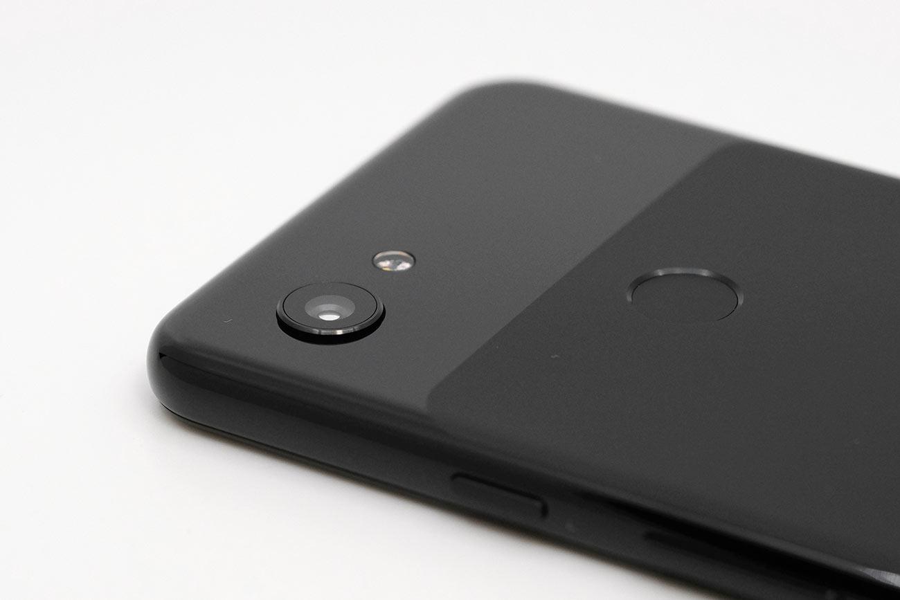Pixel 3a リアカメラ