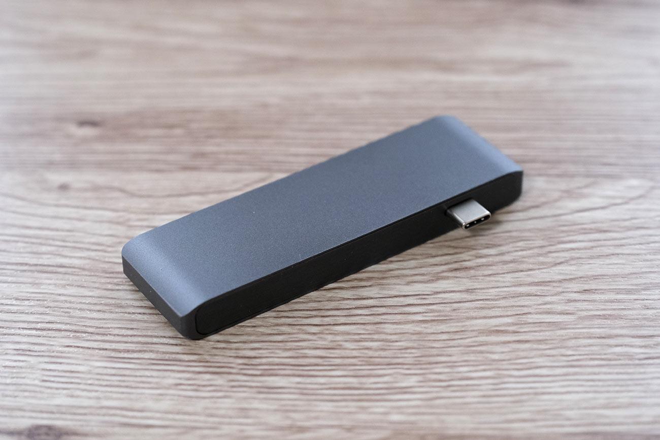 Batianda USB-Cハブ 5in1 接続ポート