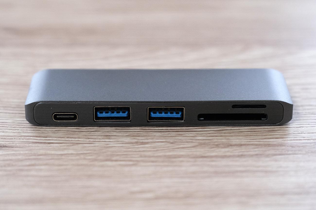 Batianda USB-Cハブ 5in1 対応ポート
