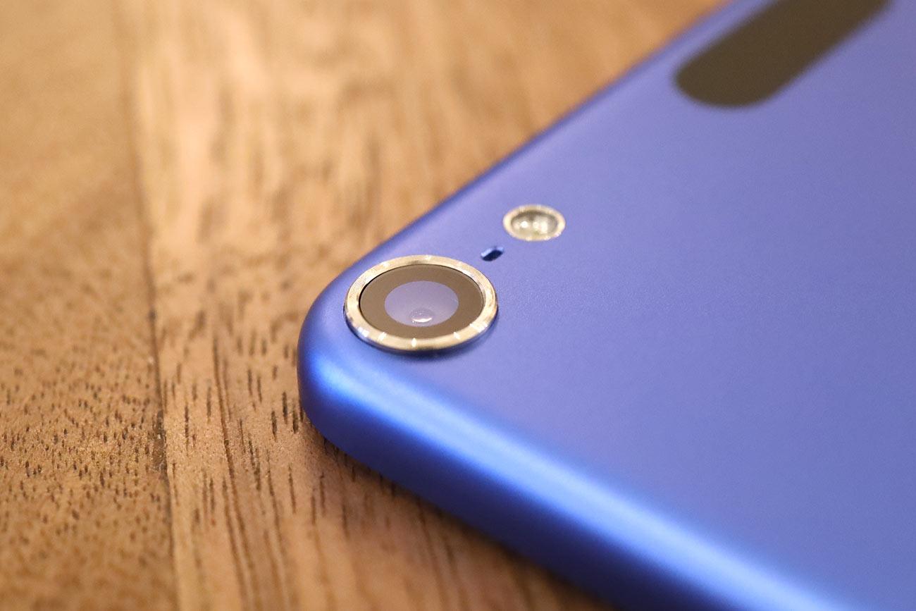 iPod touch(第7世代)リアカメラ