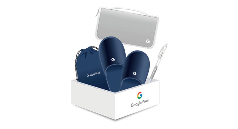 Google オリジナルトラベル Box