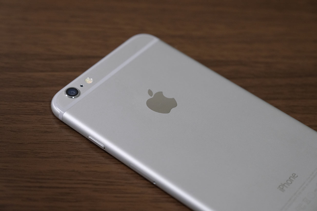 iPhone 6 Plus 本体デザイン
