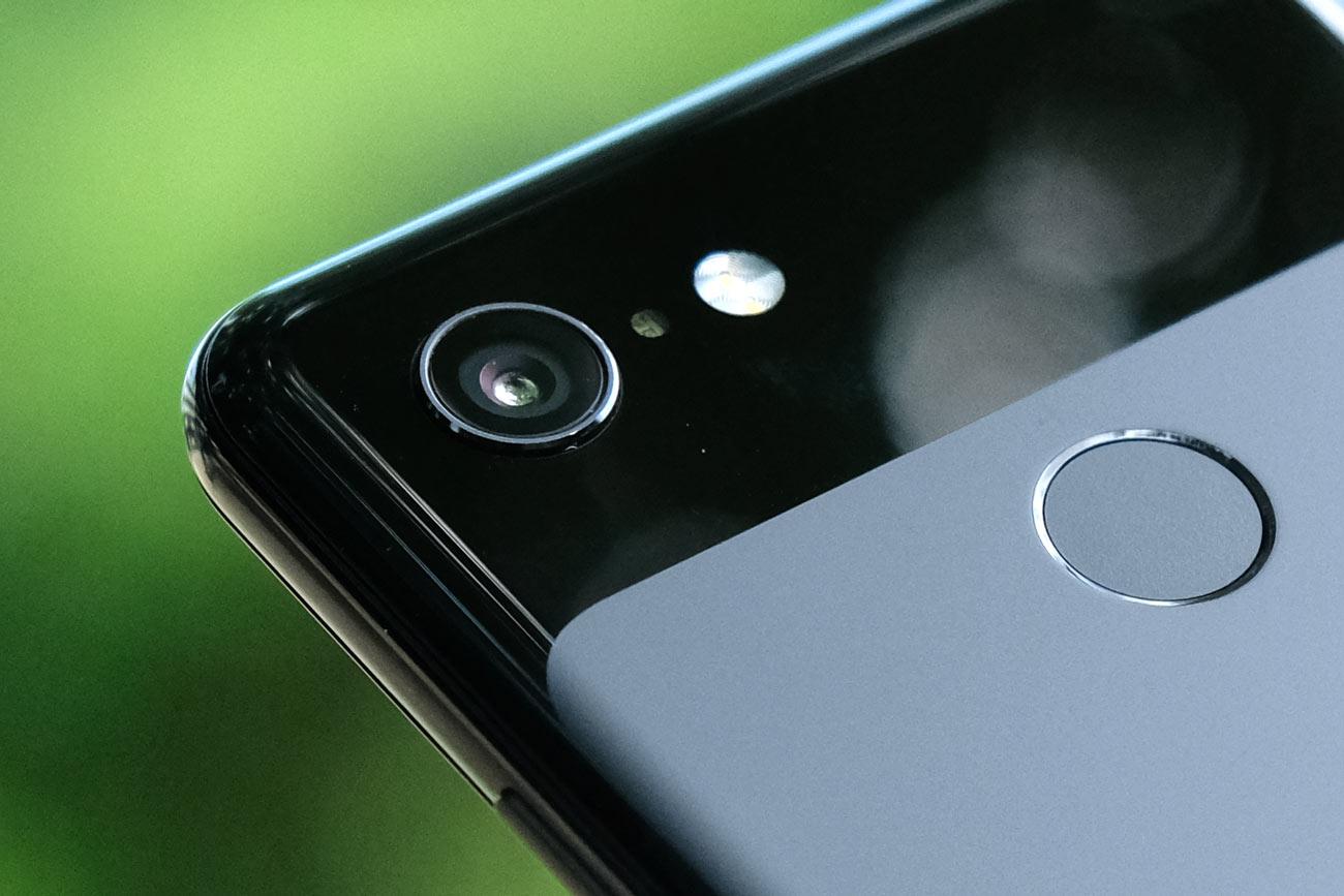 Google Pixel 3a シングルカメラレンズ