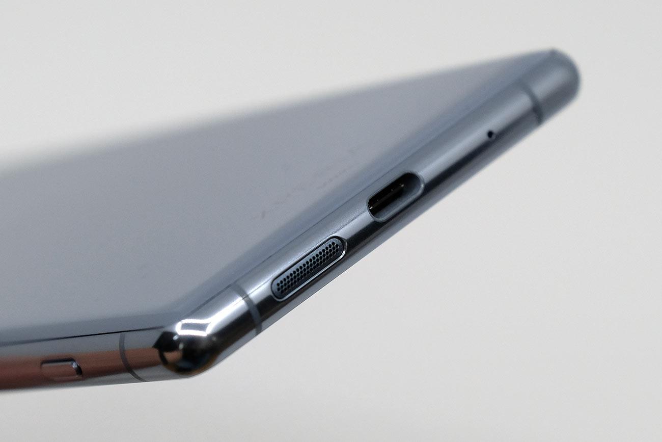 Xperia 1 USB-Cポート