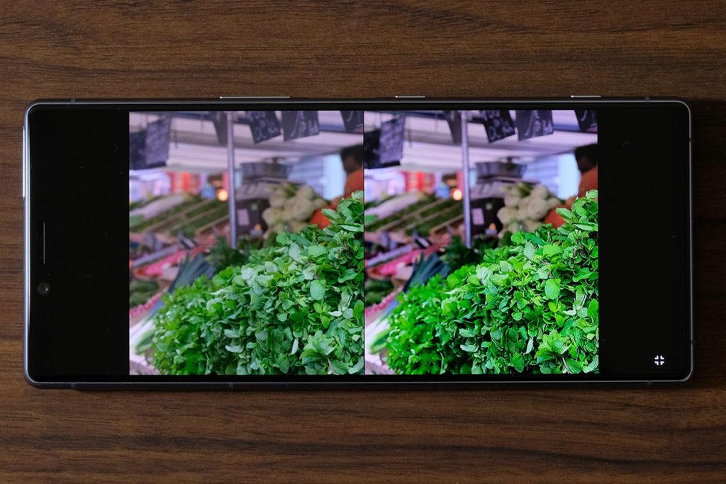 X1 for mobileによる高画質技術