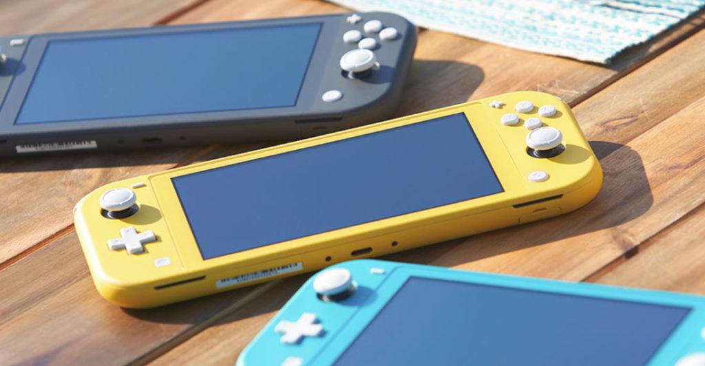 Nintendo Switch Lite 本体カラー