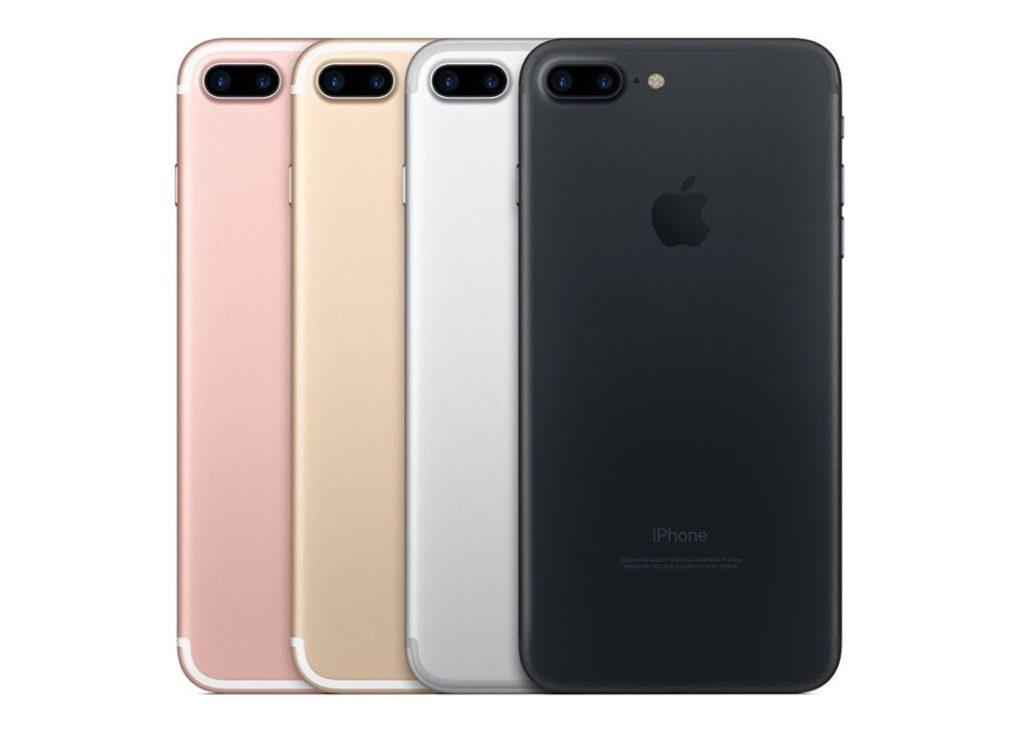 iPhone 7 Plus 本体カラー