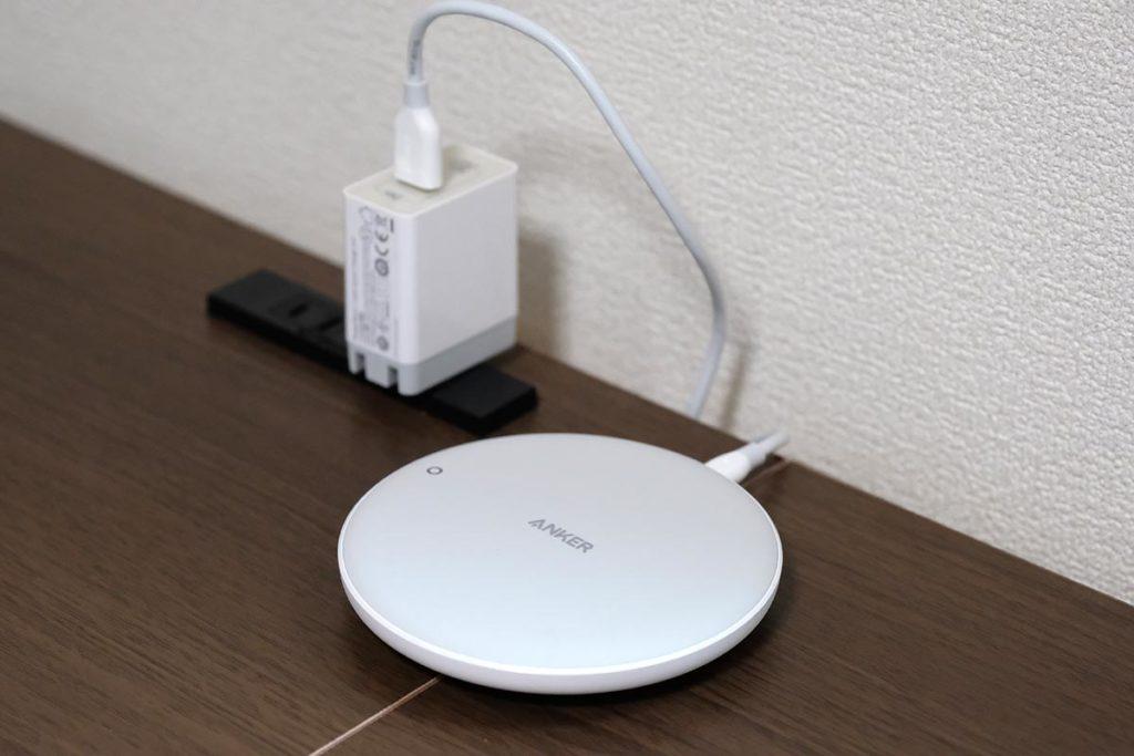 PowerWave 7.5 Padと充電器