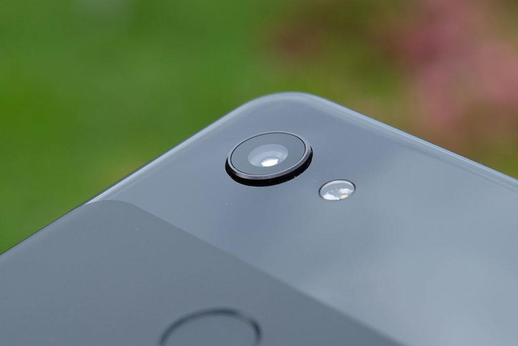 Pixel 3aのリアカメラ