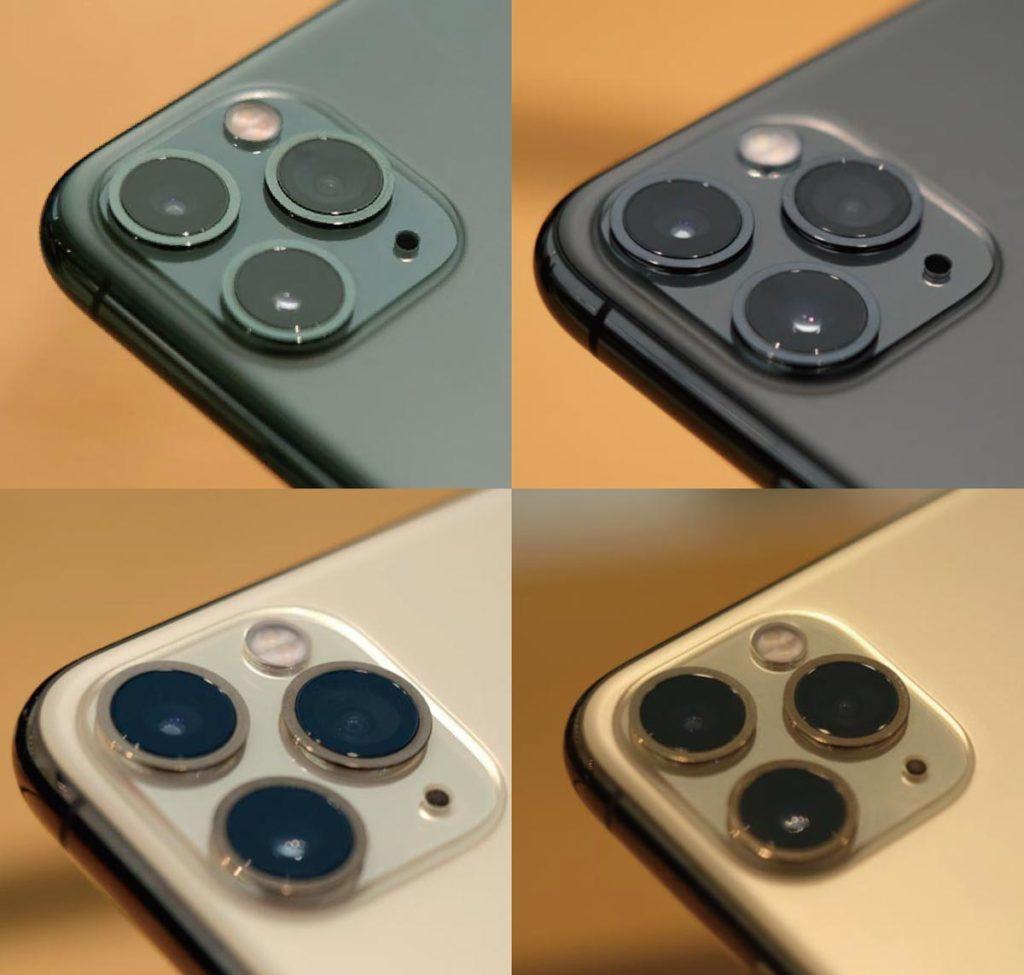 iPhone 11 Pro 本体カラー
