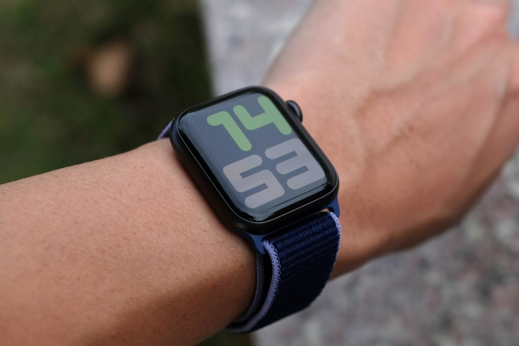 Apple Watch 5 数字・デュオ