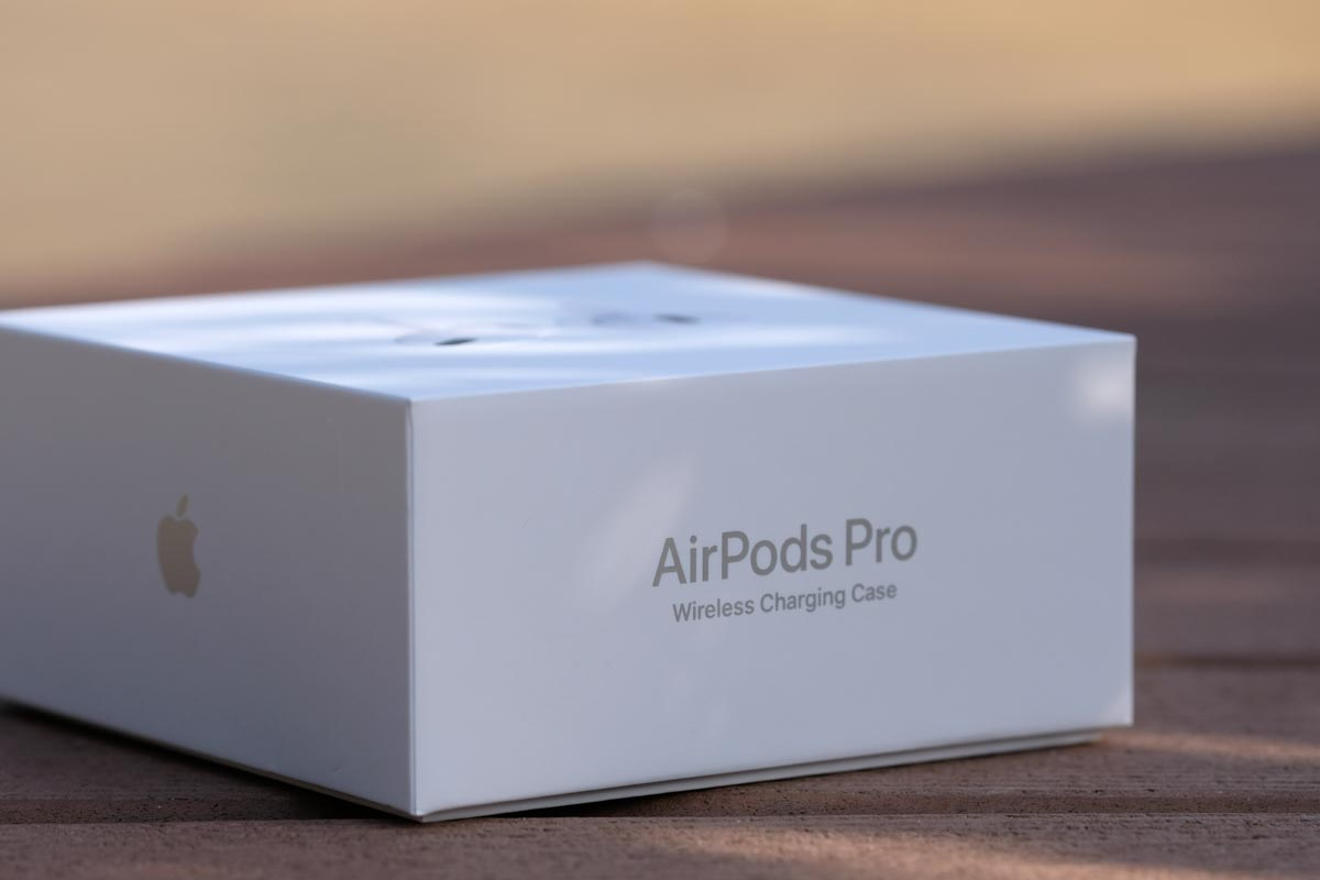AirPods Pro ロゴ