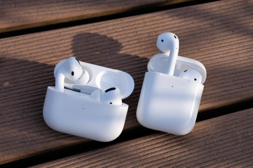 AirPods Pro・AirPods