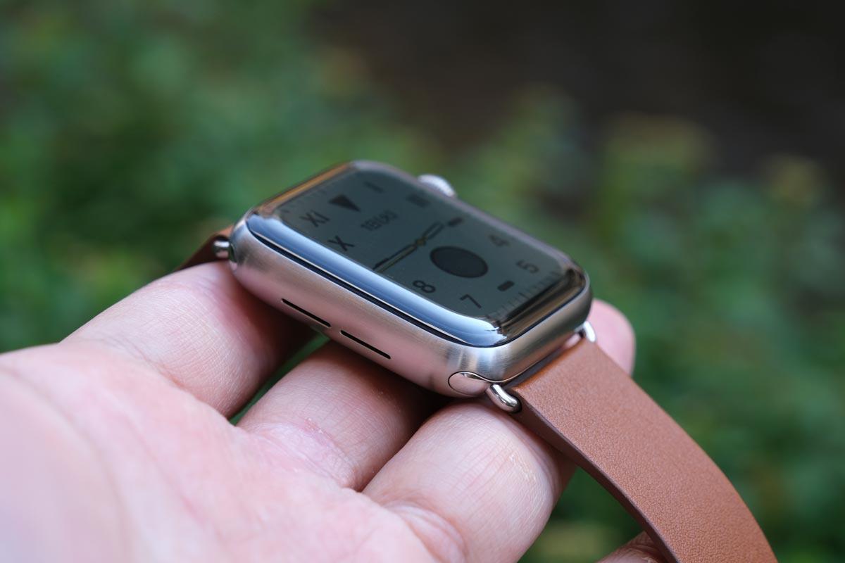 Apple Watch 5 Edition チタニウム