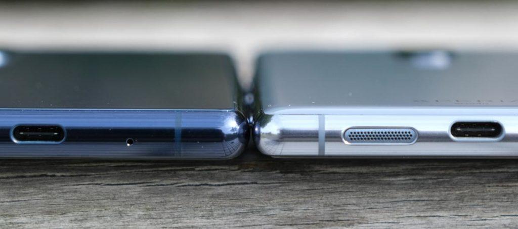 ガラスの厚みの違い