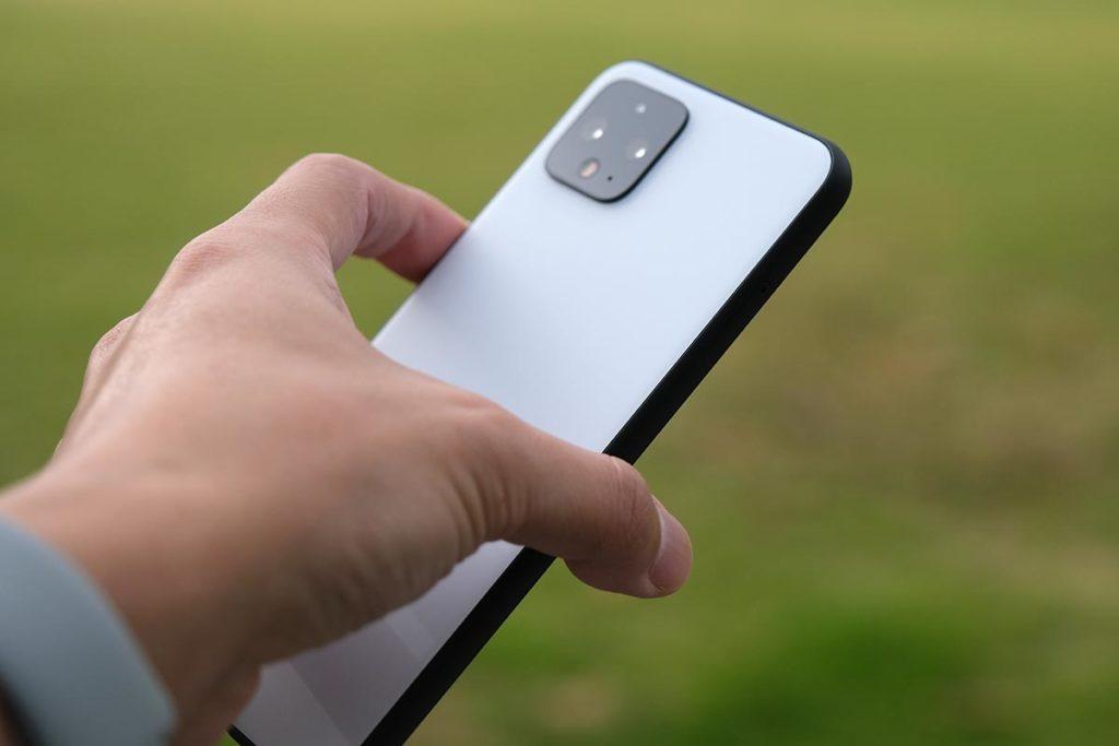Pixel 4 リアカメラ