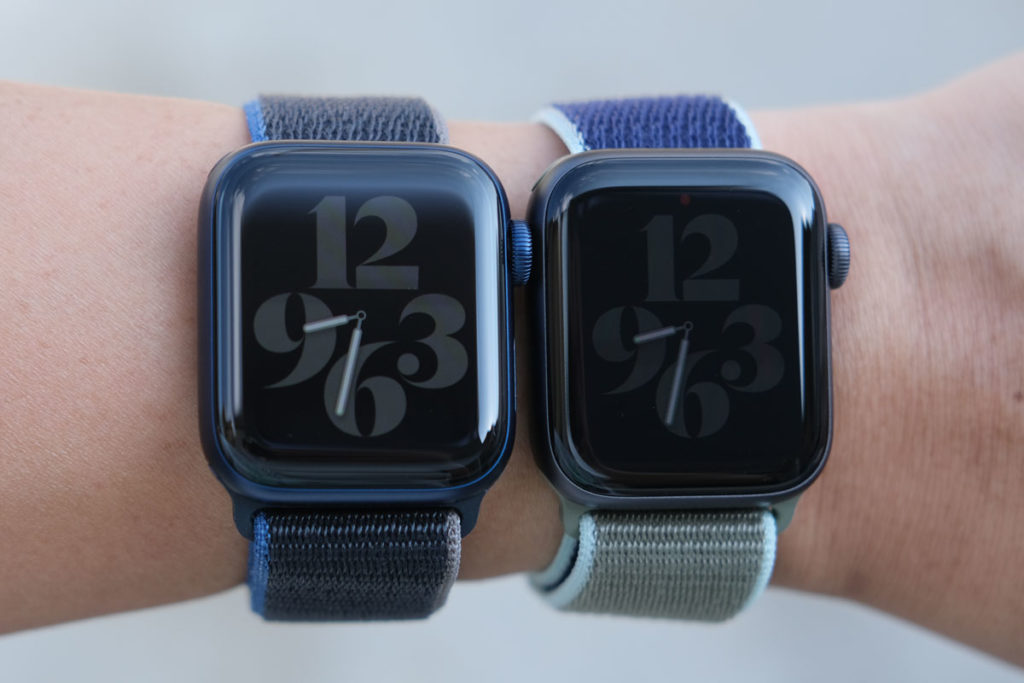 Apple Watch 6 常時表示の明るさが2.5倍向上