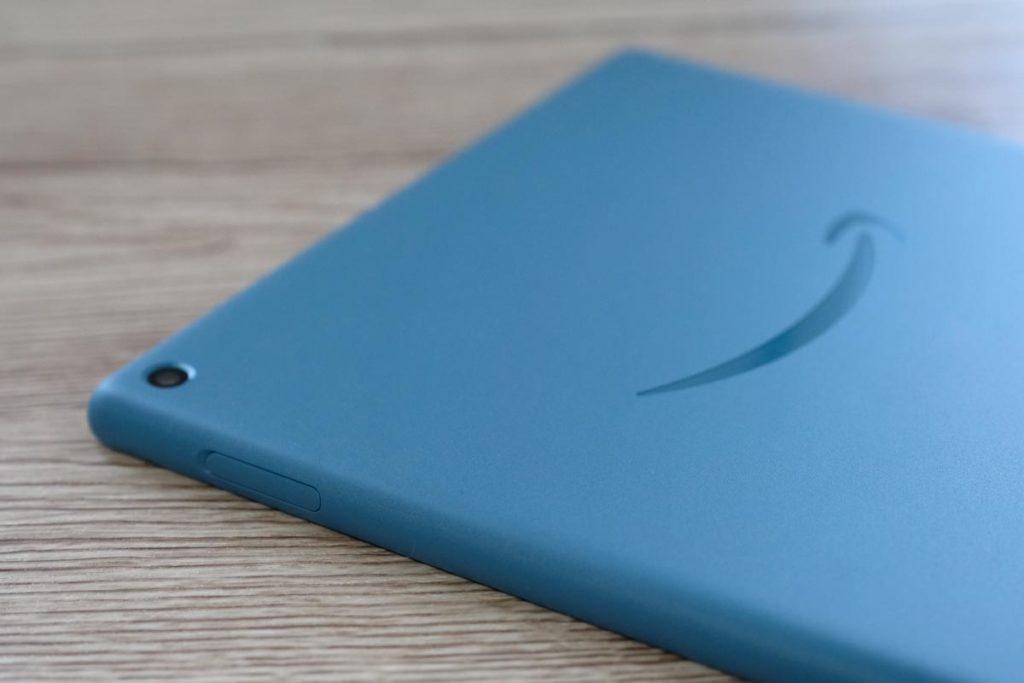 Fire HD 10 ブルー