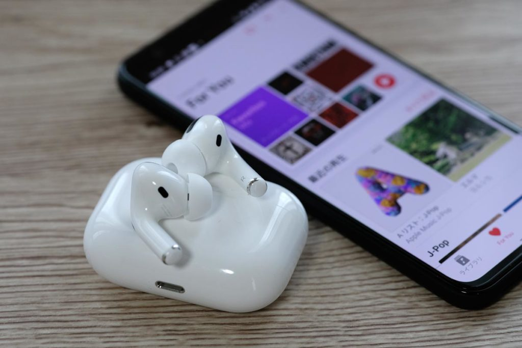Android + AirPods Proの音質