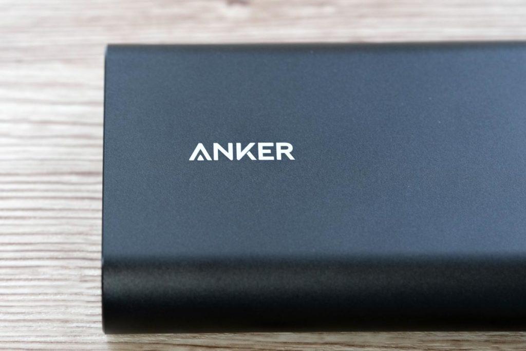 ANKERのロゴマーク