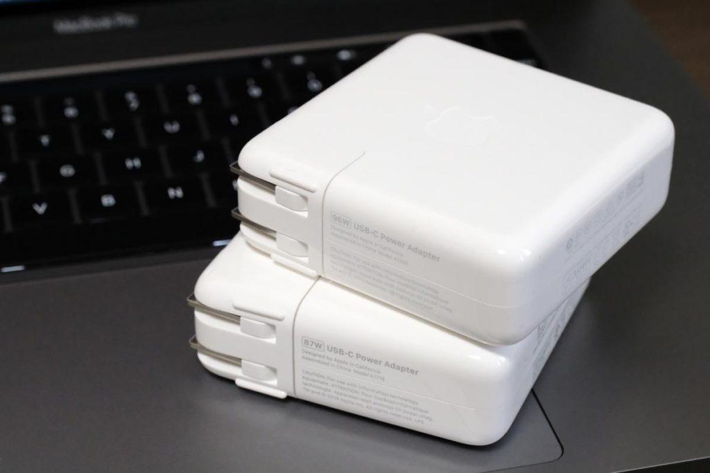 96W USB-C 電源アダプタ