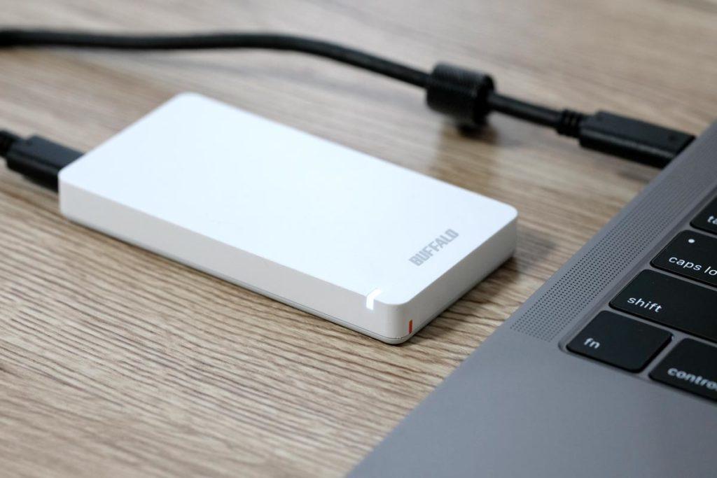 BUFFALO SSD-PGM960U3