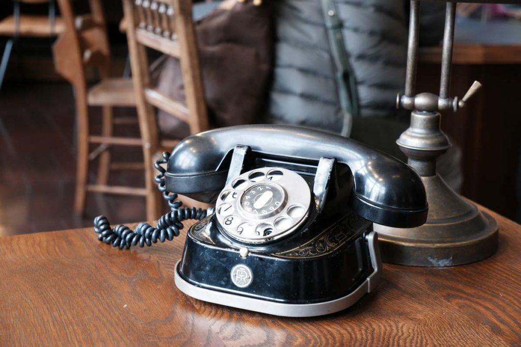 X-A7 + XC15-45mmF3.5-5.6 黒電話