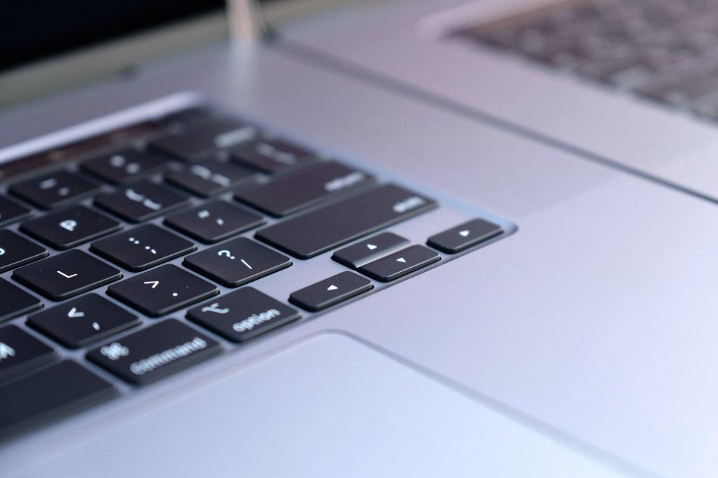 MacBook Pro 16インチ マジックキーボード