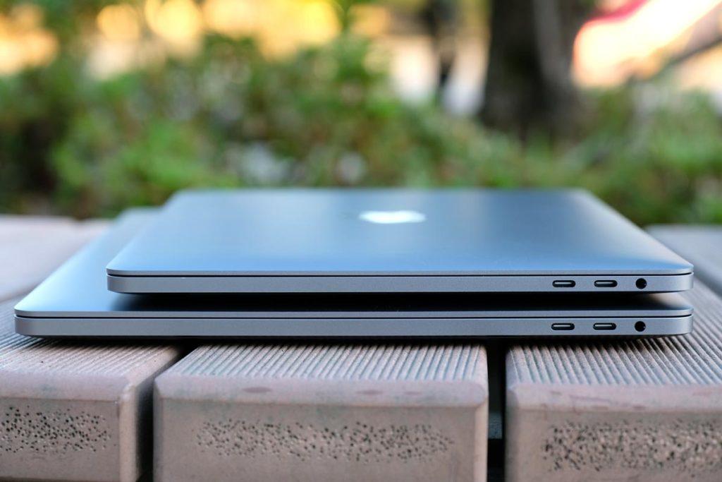 MacBook Pro 16・13 外部ポート