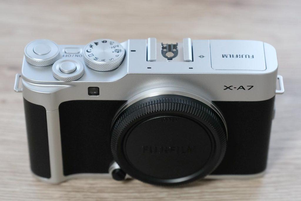X-A7 正面デザイン