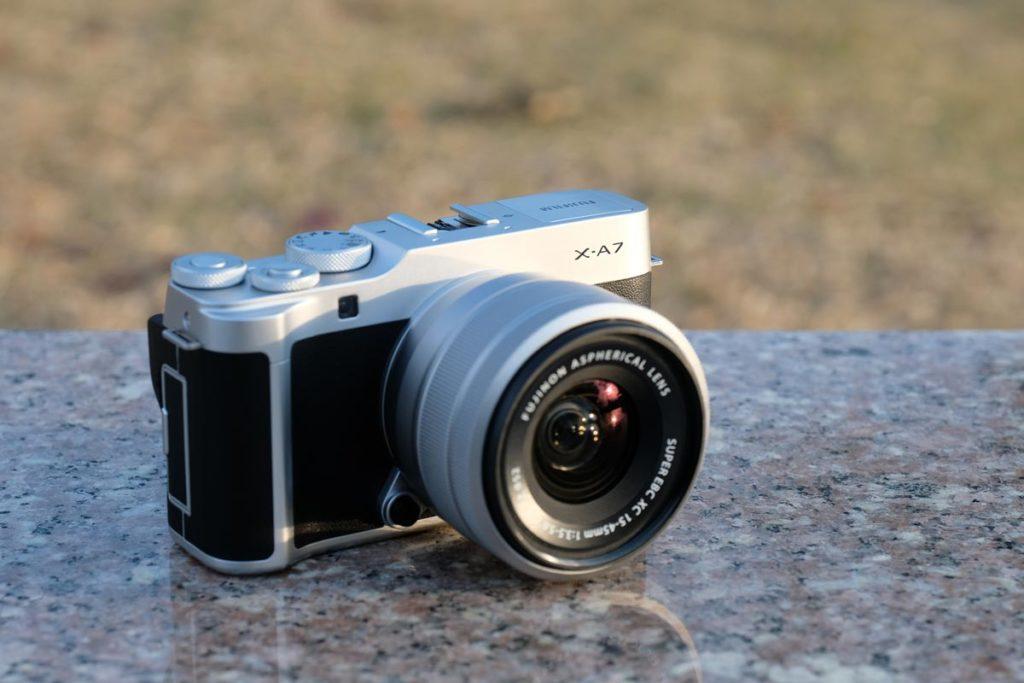 X-A7 + XC15-45mmF3.5-5.6