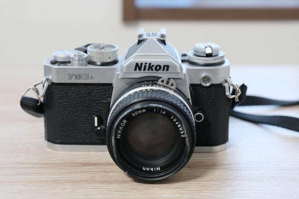 Nikon FM3A + AF-S NIKKOR 50mm f/1.8G