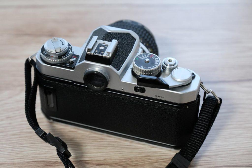 Nikon FM3A ハイブリッドシャッター搭載のMFカメラ