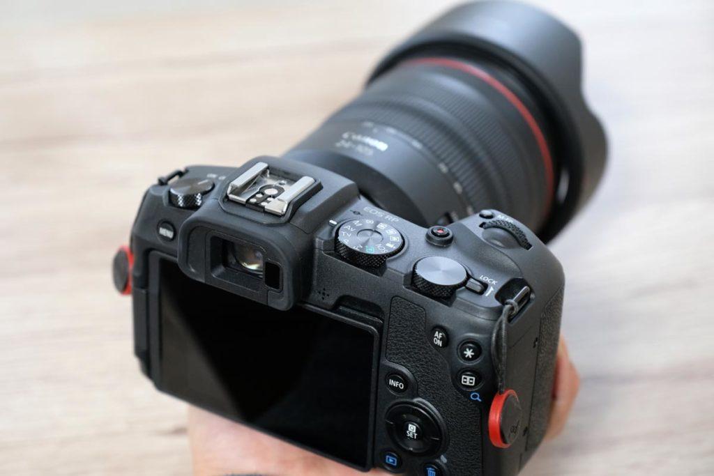 EOS RPとRF24-105mmF4