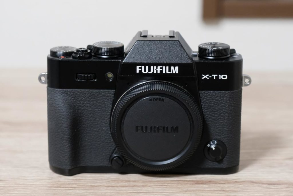 X-T10 本体デザイン