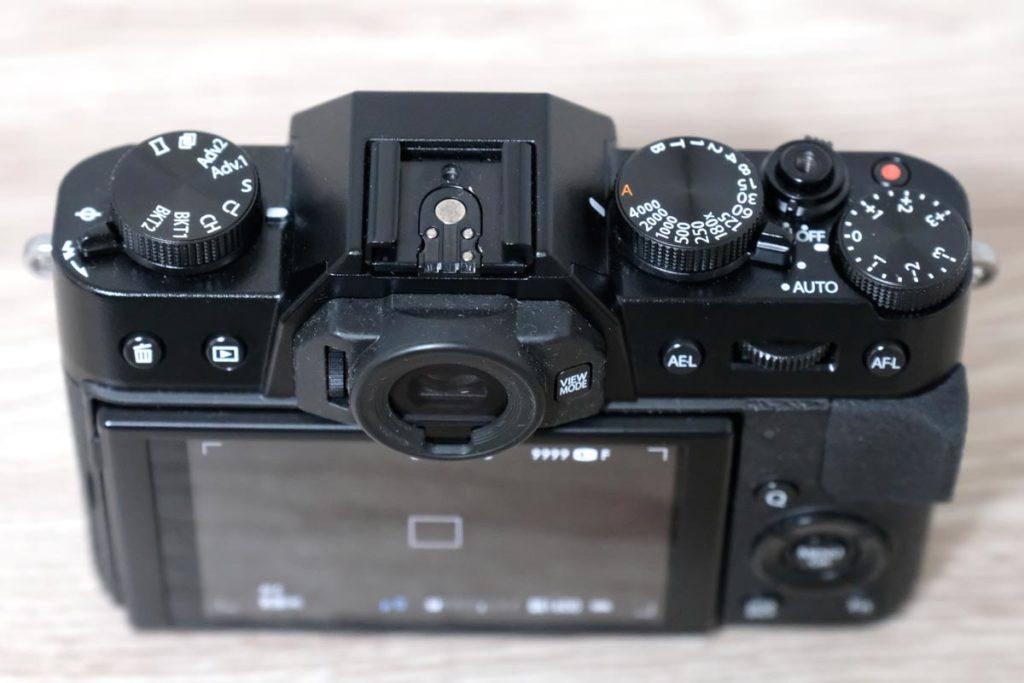 X-T10 操作ダイヤル