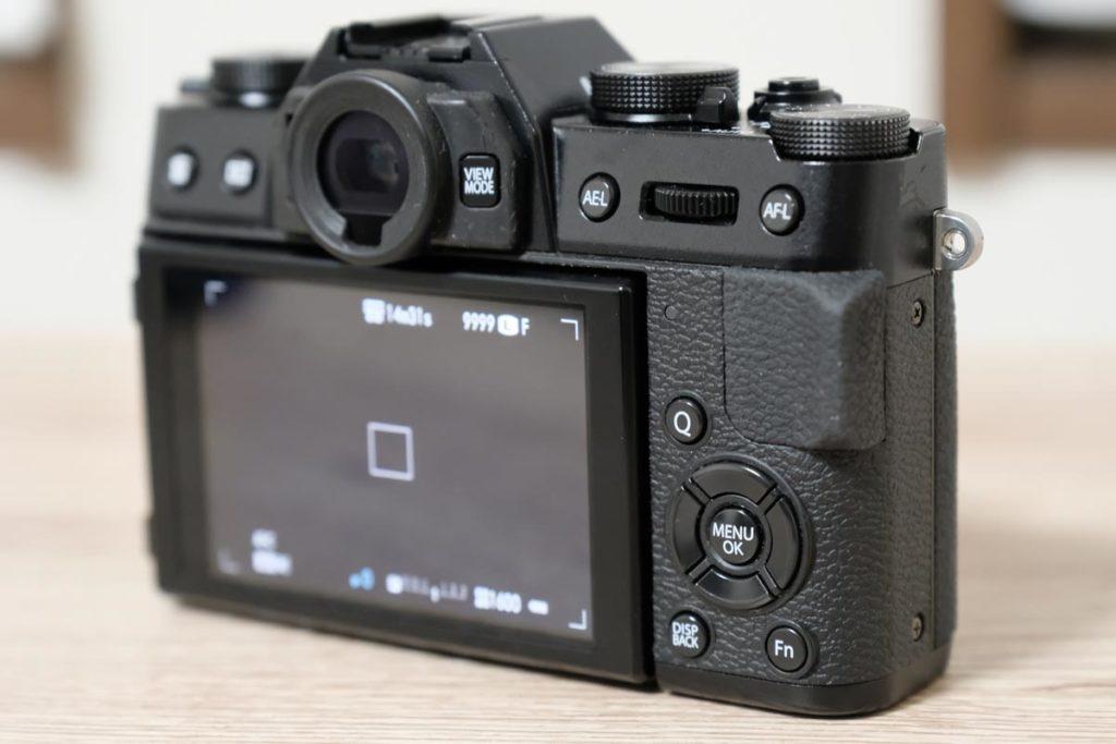 X-T10 操作パネル