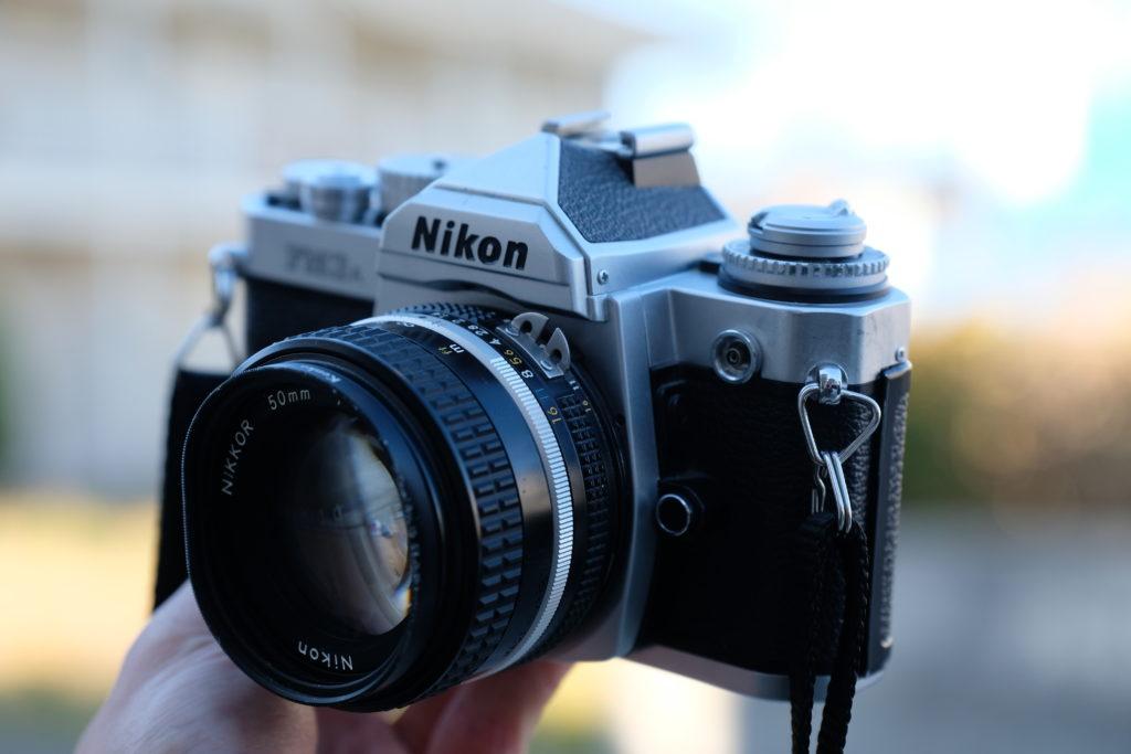 Nikon FM3Aのスタイル