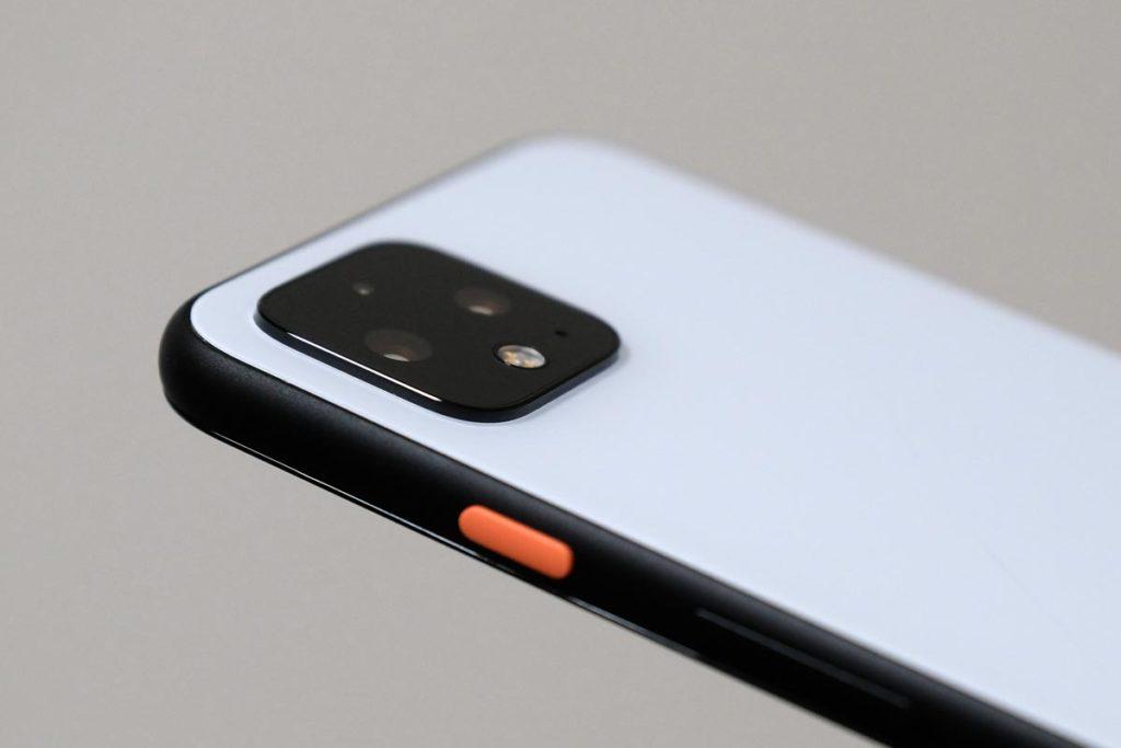 Pixel 4 デュアルカメラ