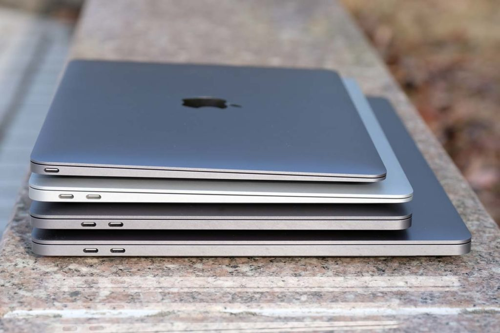 MacBookシリーズの左サイドの外部ポート