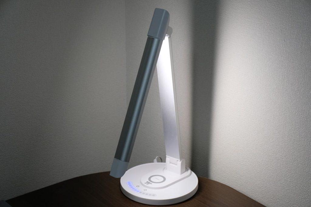 ライトの位置調整の自由度が高い