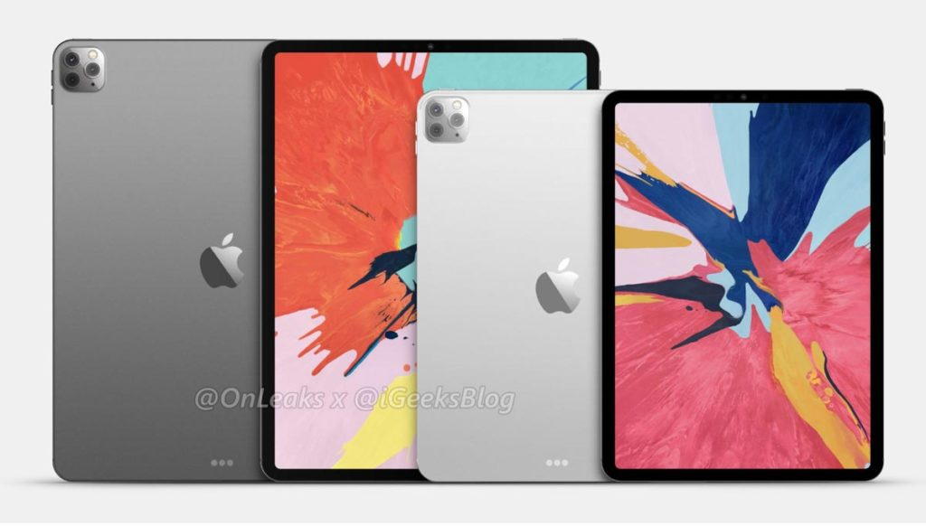 iPad Pro 2020 12.9インチ・11インチ(予想)