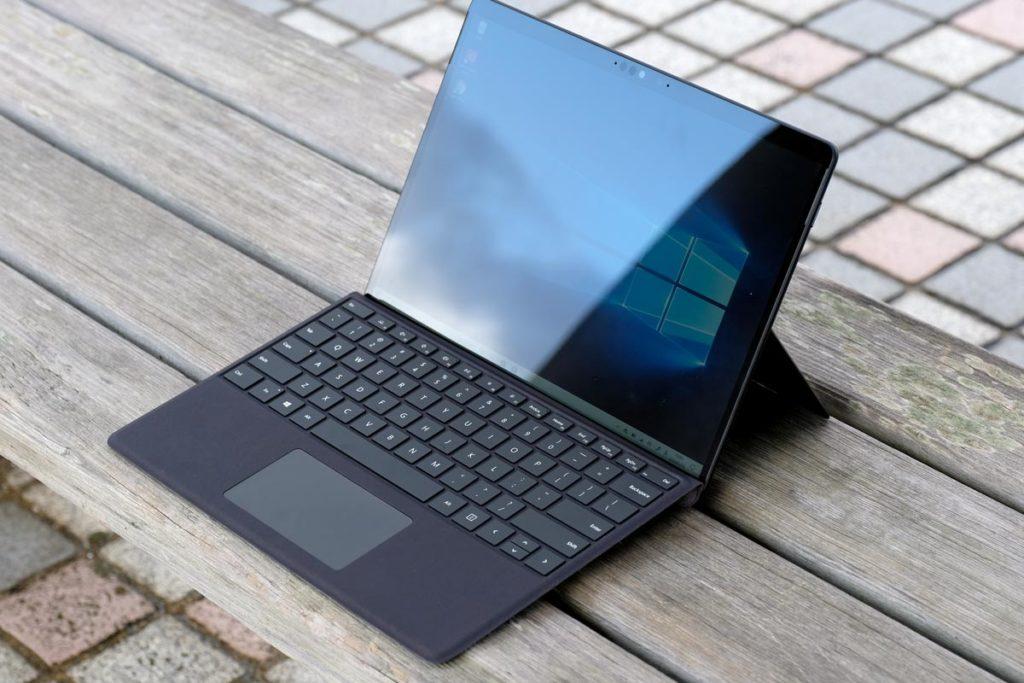 Surface Pro XのUS配列のキーボード