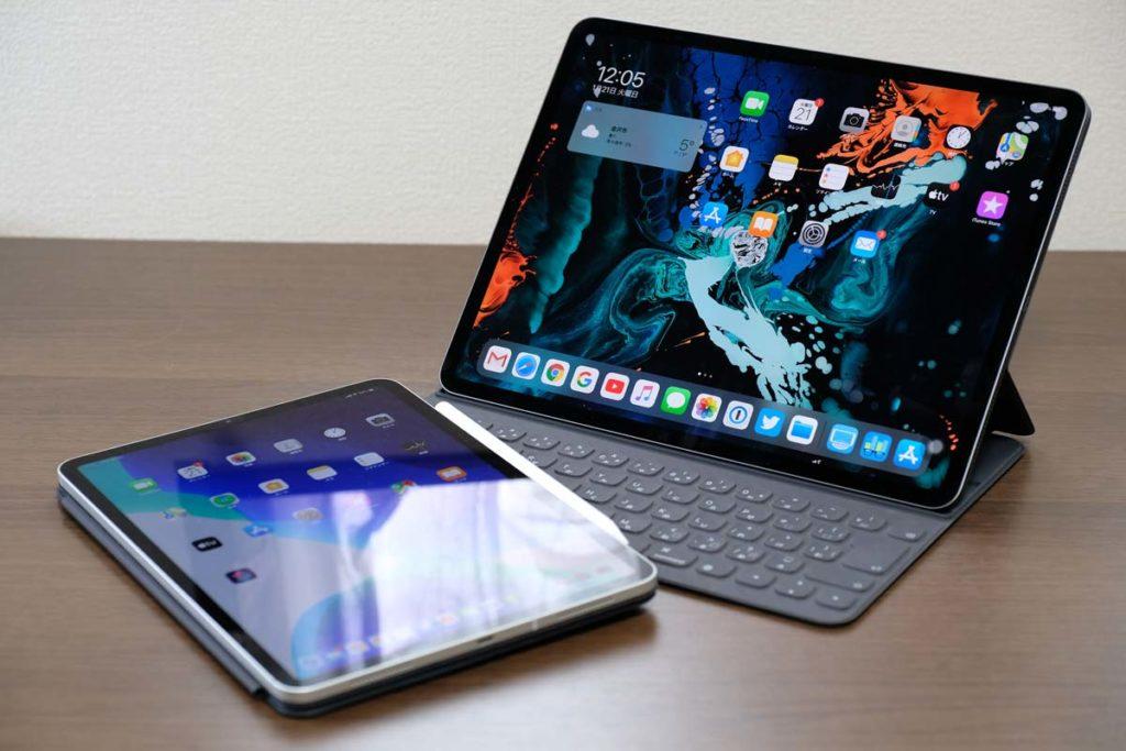 iPad Pro 11インチ・12.9インチ