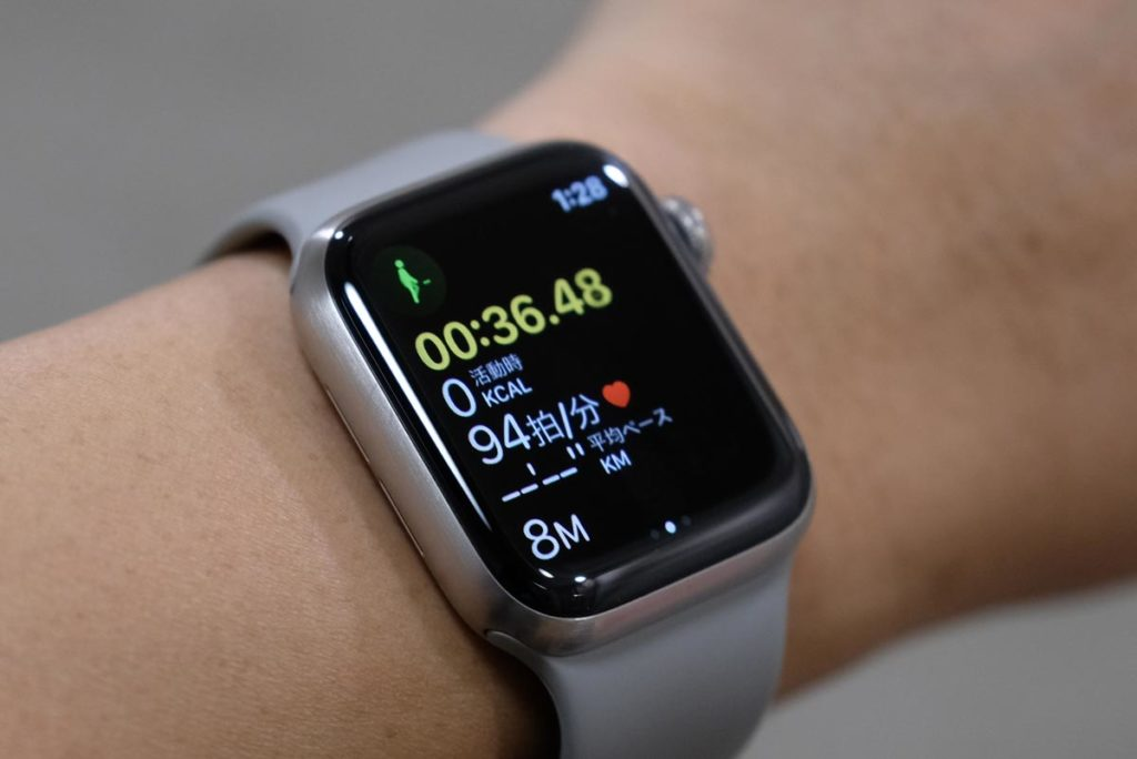 Apple Watchのワークアウト