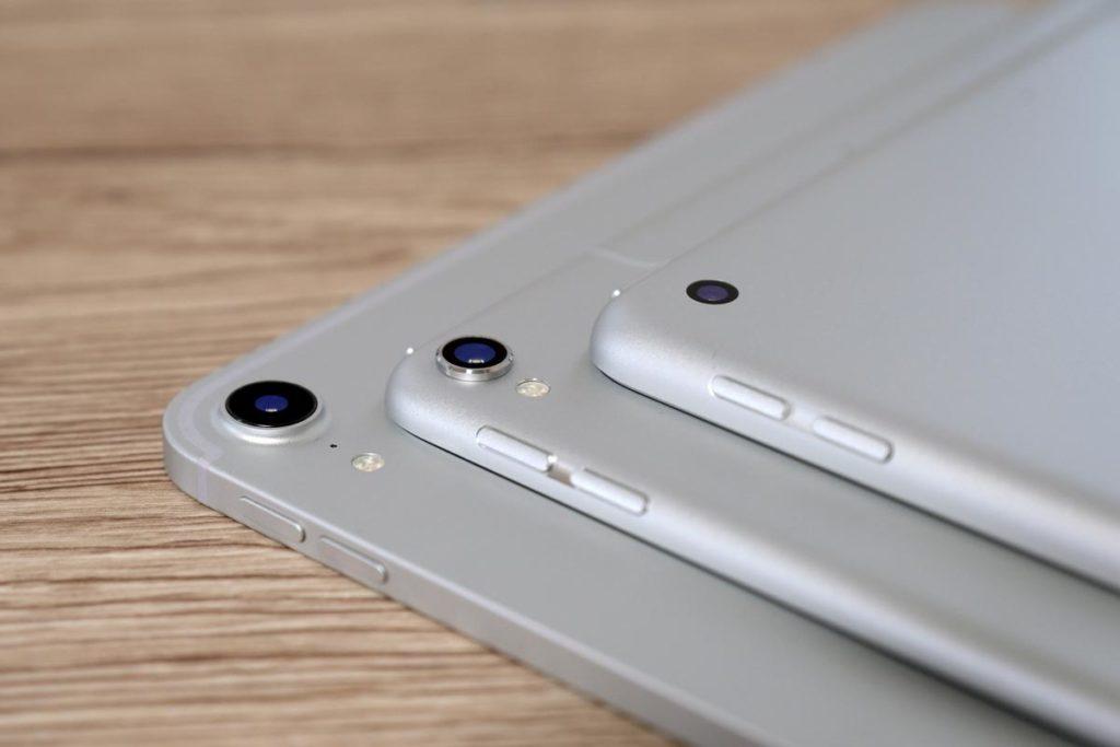iPad Pro 11・10.5・iPadのリアカメラ