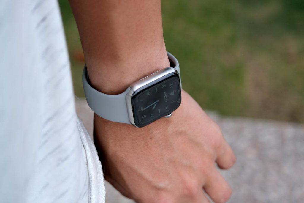 Apple Watchのスポーツバンド